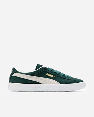 Puma Suede VTG Green  - 374921-002