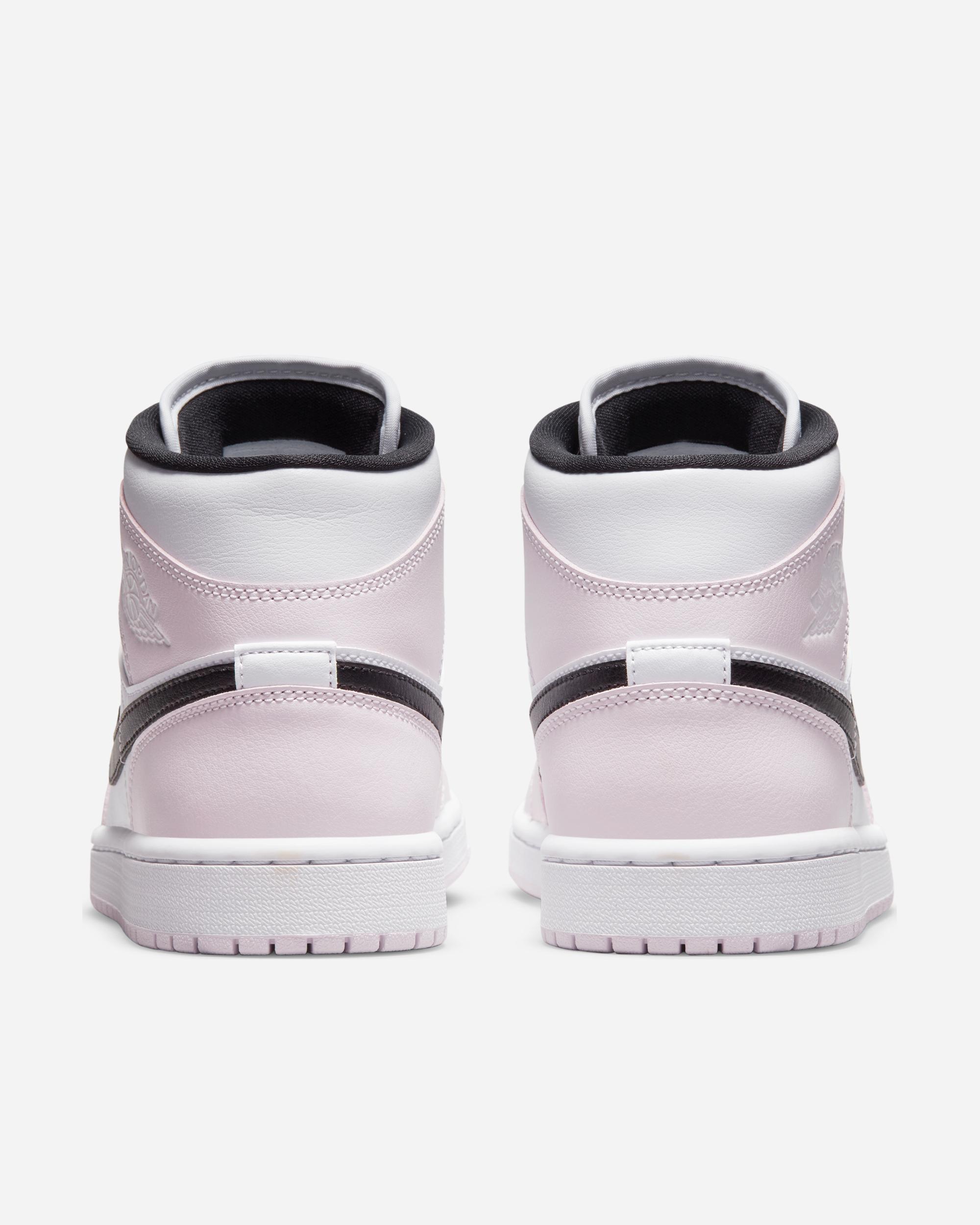Jordan Brand Air Jordan 1 Mid Light Violet/White | BQ6472 500