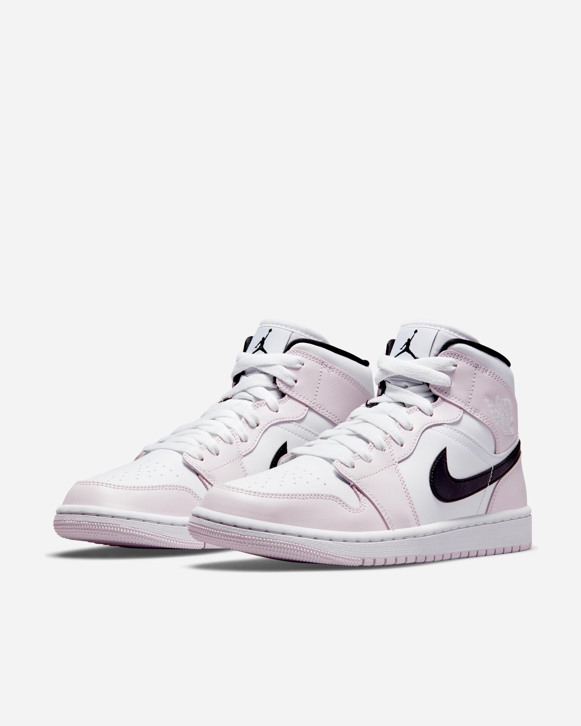Jordan Brand Air Jordan 1 Mid Light Violet/White   BQ6472 500