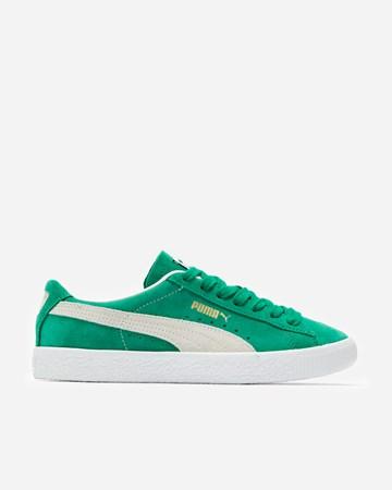 Puma Suede VTG Green  - 374921-003