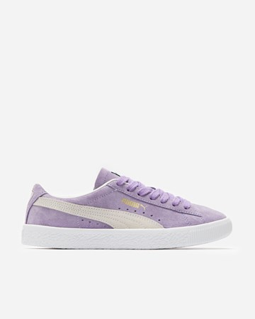 Puma Suede VTG Purple  - 374921-004