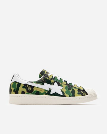 adidas Originals x BAPE Superstar 80's 42822