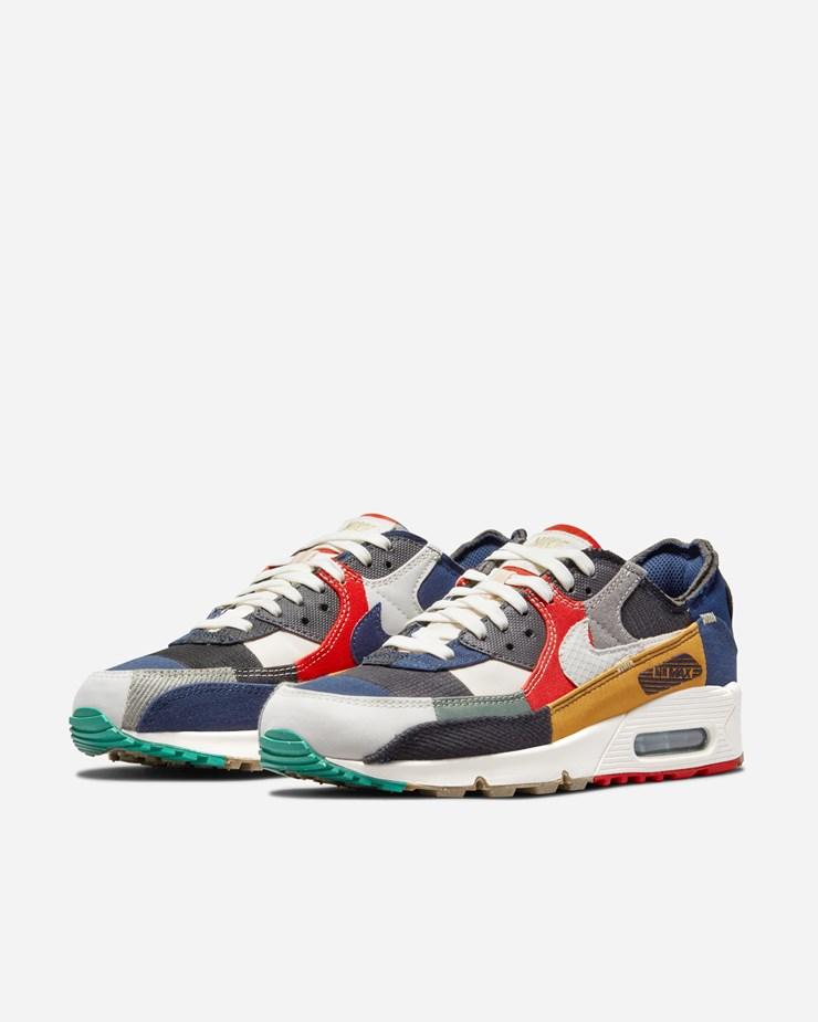 Nike Sportswear Air Max 90 QS College Navy/Light Bone   DJ4878 400