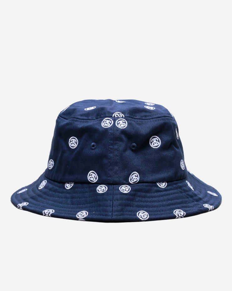 d5be9eb2c58 Stussy SS Embroidered Bucket Hat 132694 0806