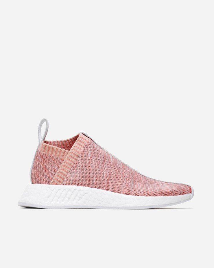 reputable site d511a 3da8b Adidas Originals Naked x Kith x adidas Consortium NMD CS2 Pink