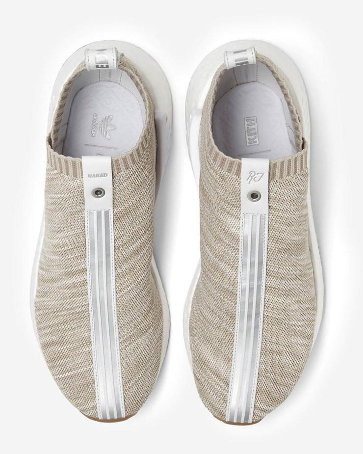 51973491b Adidas Originals Naked x Kith x adidas Consortium NMD CS2 BY2597 ...