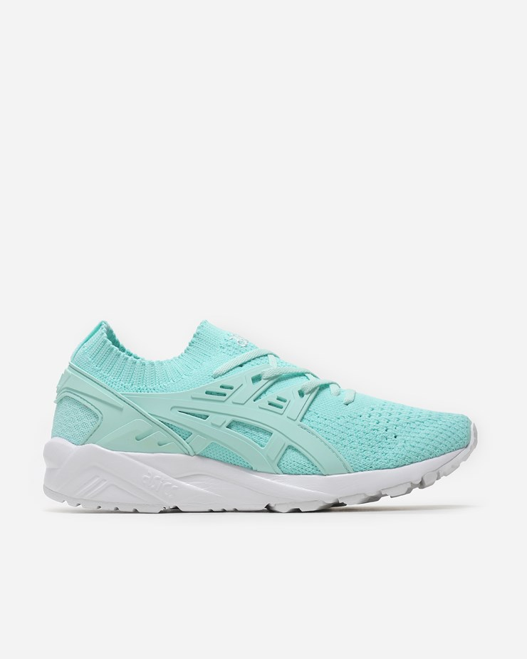 sports shoes 9694e 93d6a Asics Gel Kayano Trainer Knit H7N6N 8787 | Bay/Bay ...