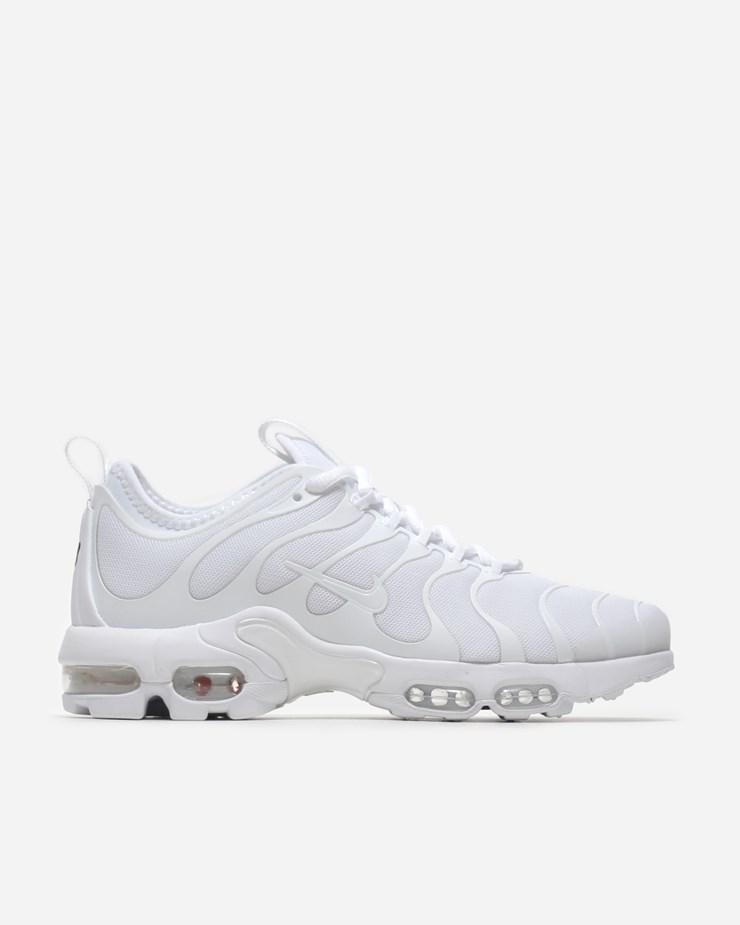 big sale 63789 ba34d Nike Sportswear Air Max Plus TN Ultra 881560 102   White White ...