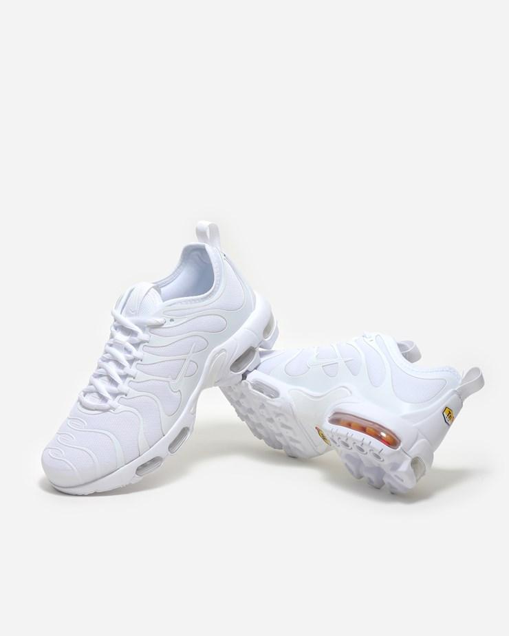 best service 91a24 59ac4 Nike Sportswear Air Max Plus TN Ultra White White