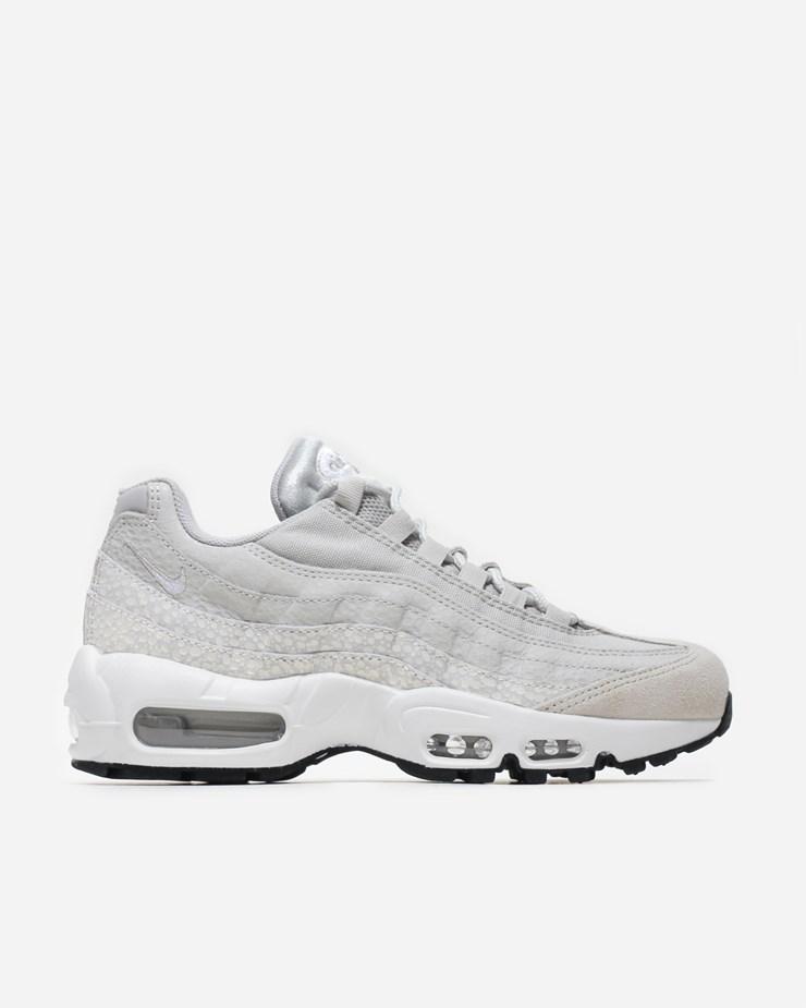 cf2b71d79ecd6 Nike Sportswear Air Max 95 Premium Pale Grey/Summit White