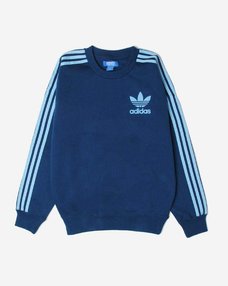 aa2f0f1e091 Adidas Originals ADC Fash Crew B10662 | Shadow Blue/Clear Blue ...