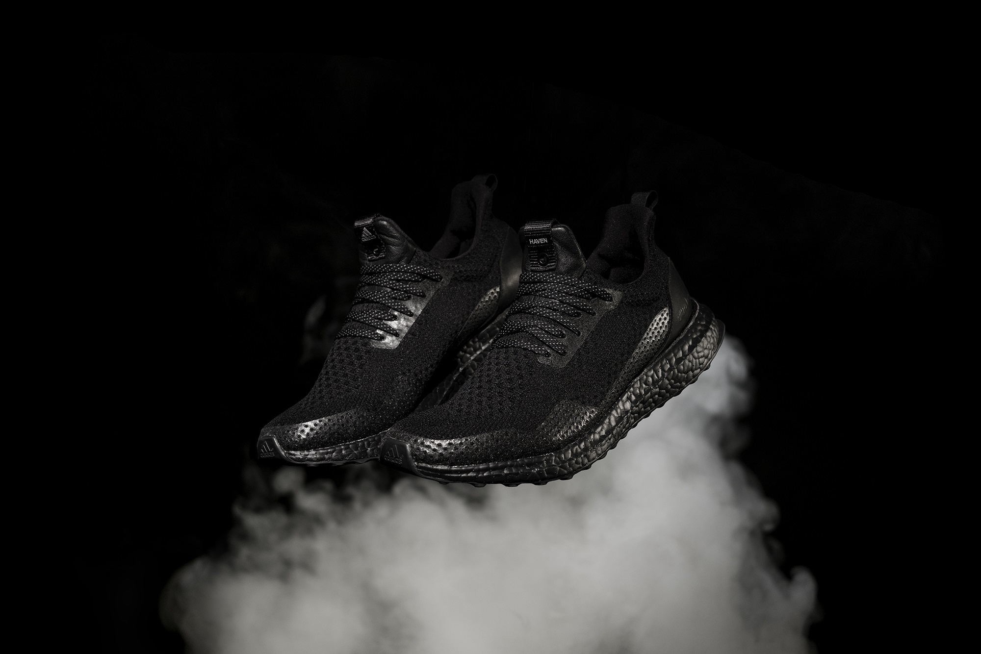 cheap for discount ea5bc 818b2 Haven adidas Ultra Boost Triple Black - Supplying girls with ...