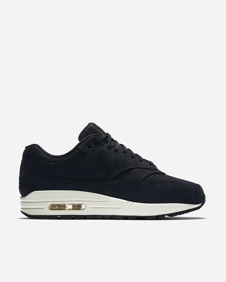 Nikelab Women Air Max 1 Pinnacle BlackSail 839608 005 Running Shoes