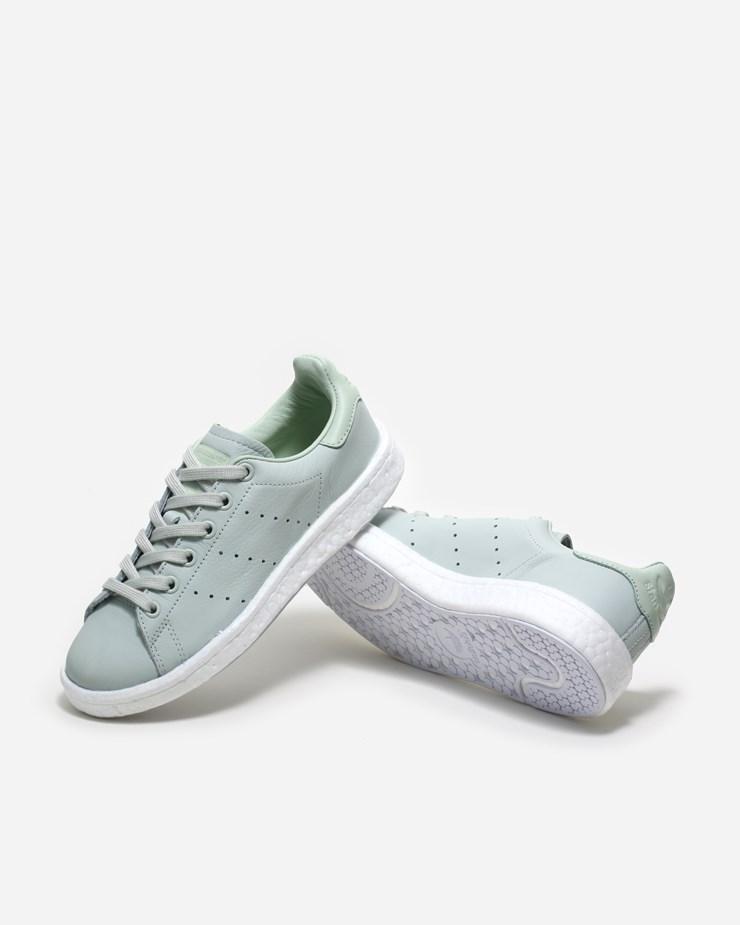 Adidas Originali Stan Verde Smith Ba7435 Lino Verde Stan Calzature Nudo 4a0dbe