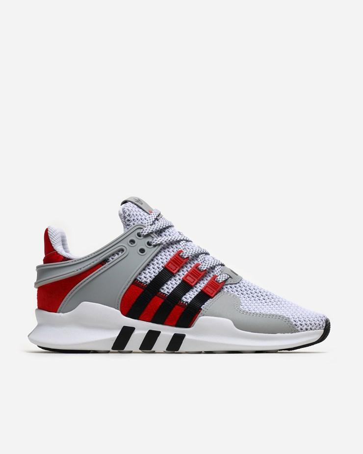 a8f1b7631254 Adidas Originals OVERKILL x Adidas Consortium EQT Support ADV  White Black Red