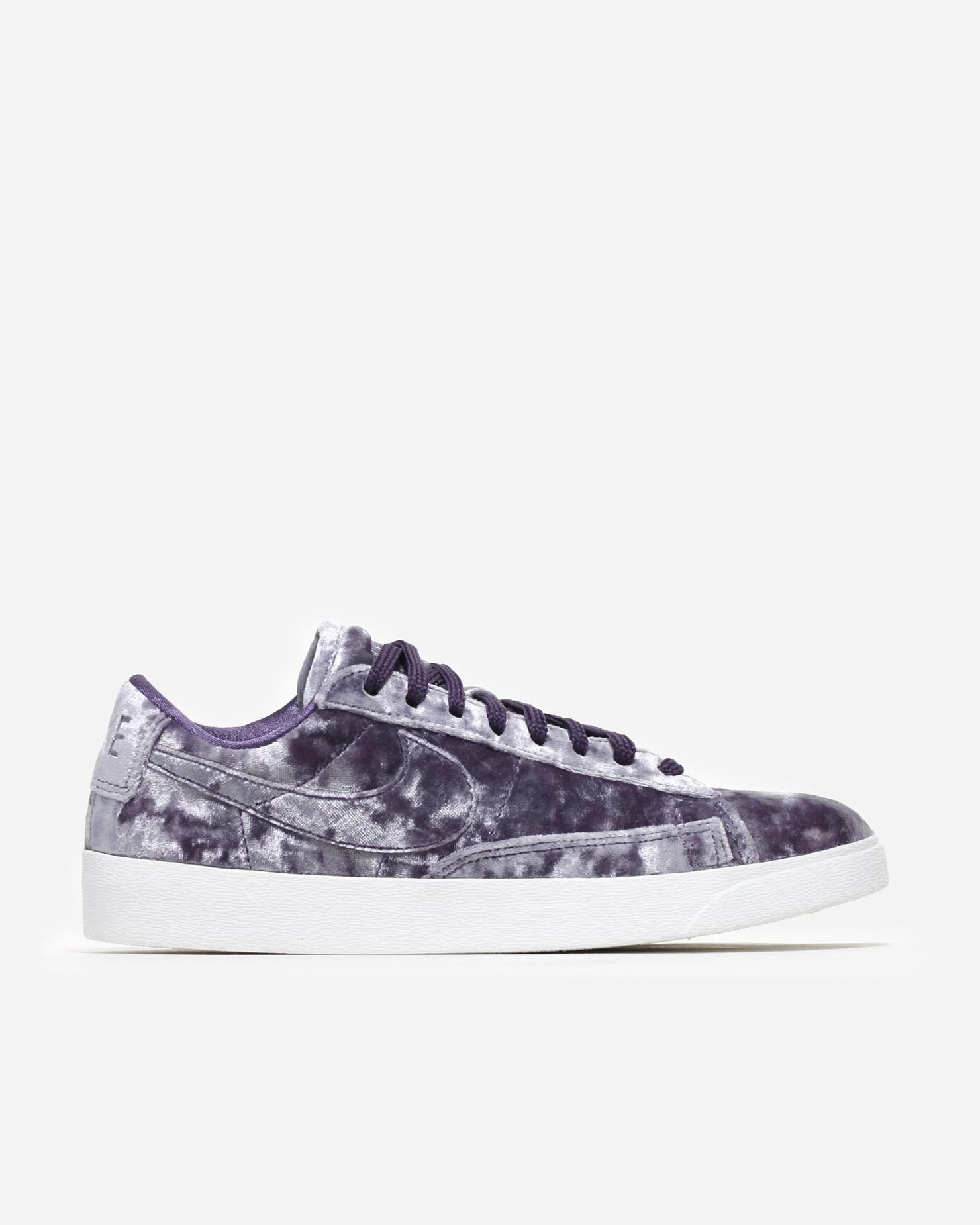 Nike Sportswear Blazer Low LX AA2017 500   Dark Raisin