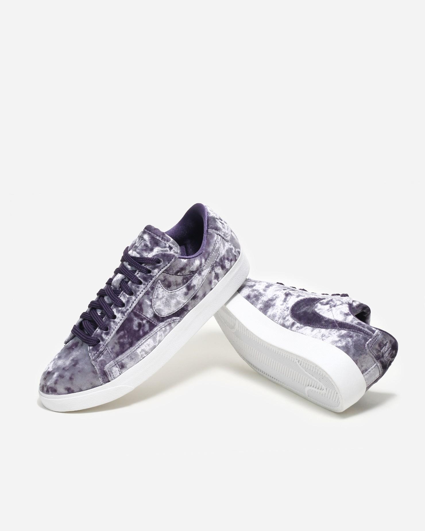 Nike Sportswear Blazer Low SE LX White/Black   AJ0866 100