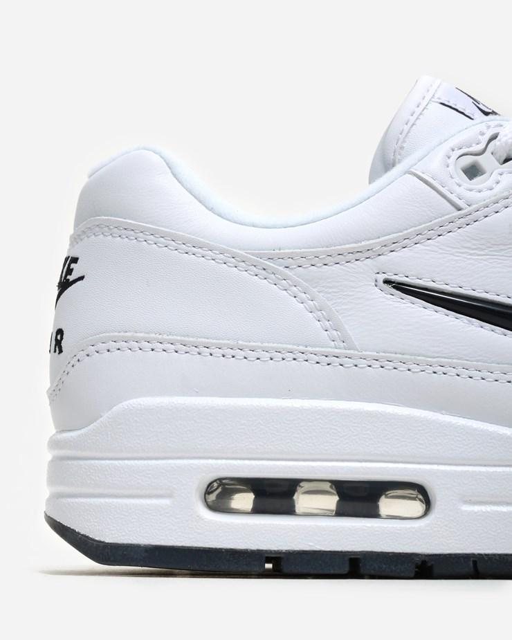 super popular 0573f 6961b Nike Sportswear Air Max 1 Premium Jewel SC 918354 103   White Black ...