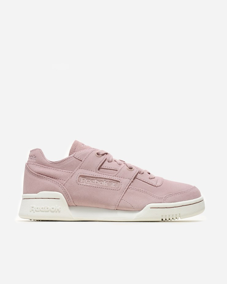 67f8ae00135 Reebok Workout Lo Plus FBT Shell Pink Sandy Rose