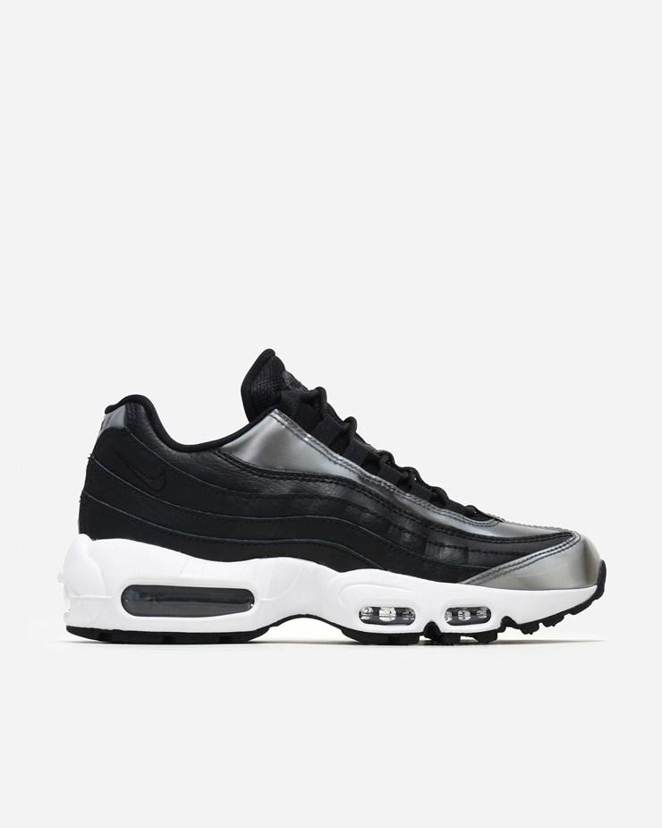 Nike Air Max 95 Black Black Anthracite •