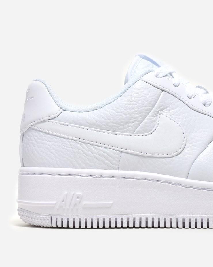 quality design 7ad94 f204b Nike Sportswear Air Force 1 Upstep 917588 100  WhiteBlack ..