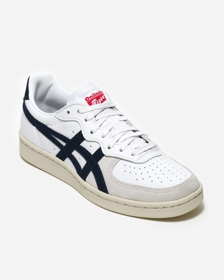 the latest 35f1c 275bf Onitsuka Tiger GSM D5K2Y 0150 | White/Navy | Footwear - Naked