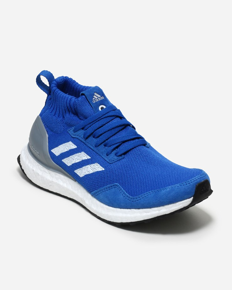 the best attitude 0b30c b7df5 Adidas Originals UltraBOOST Mid Run Thru Time BY3056  Blue .
