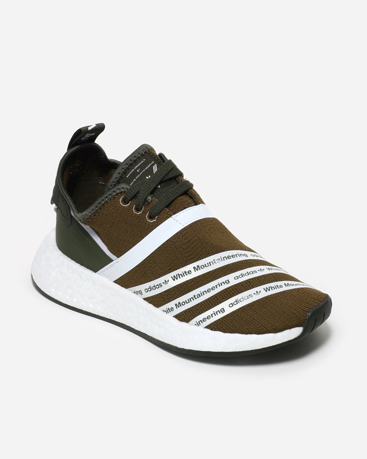 cheap for discount 02091 069ab Adidas Originals White Mountaineering x Adidas Originals NMD