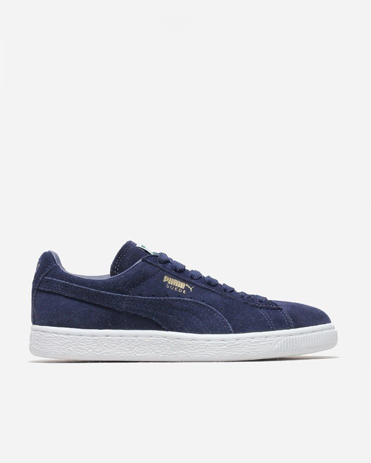 finest selection f909a 15b13 Puma Suede Classic+ 356568 52 | Peacoat/peacoat | Footwear ...
