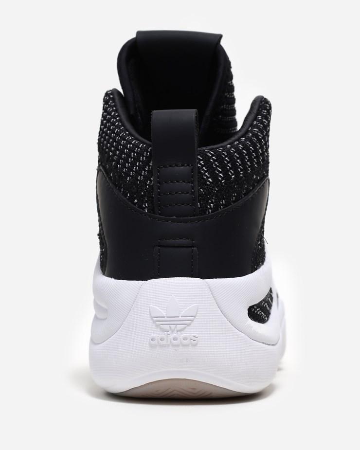 new product 7c1cb 8ce49 Adidas Originals Crazy 8 ADV Primeknit BY4423  Core BlackWhi