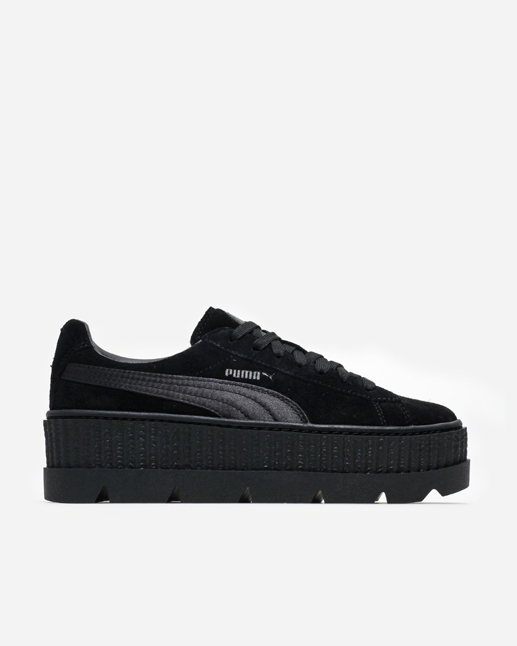 sports shoes 83d00 bfe42 Puma Fenty By Rihanna x Puma Cleated Creeper Suede 366268 ...